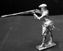 1701 E1 Musketeer standing firing