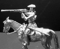 1702 E2 Trooper firing from horseback