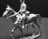 1756 E2 Trooper, walking horse