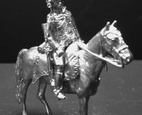 E1 Hussar with colpack, hanging carbine 1761