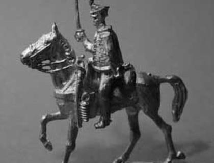 1814 E2 Private Wendes horse artillery