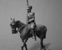 2133 A3 Russia Officer infantry circa 1910, on parade, trotting
