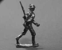 2165 E1 Italy Private Infantry 1939 marching