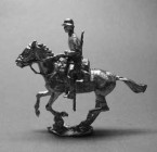 2186 E1German Privat Cavalry 1939, galloping