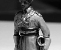 199 9A Lancer officer attention,circa1910