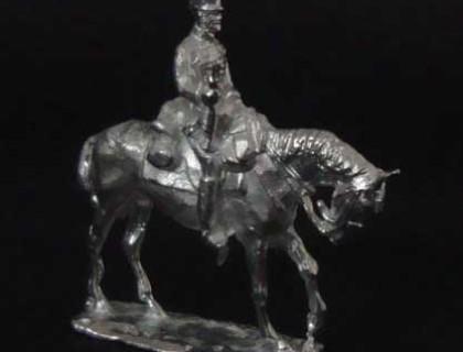 20 C trumpeter Swedish cavalry 1895-1910
