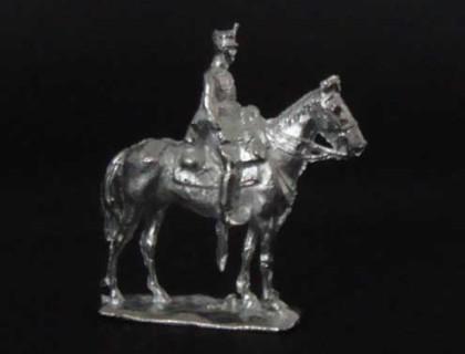 E Tropper Swedish Cavalry 1895-1910