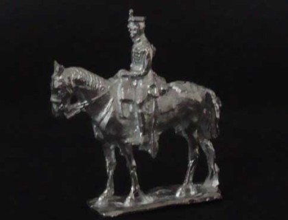 20 A Officer Swedish Cavalry 1895-1910