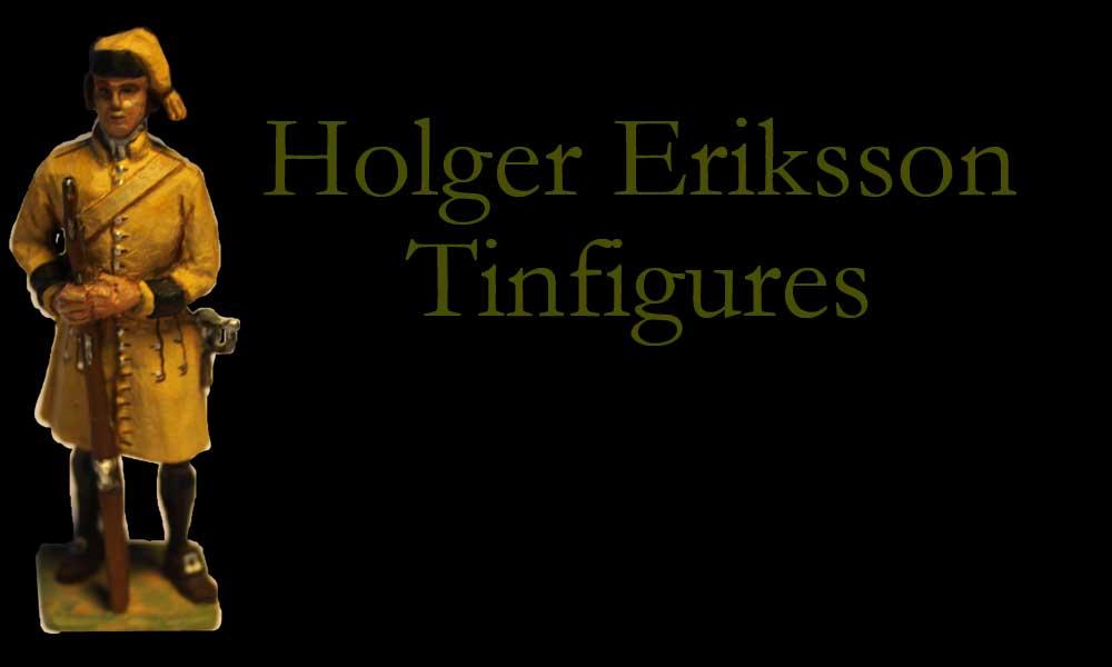 Holger Eriksson Figures
